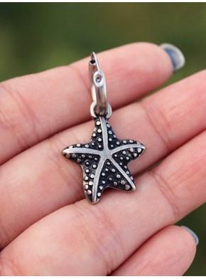 Brinco Único Estrela do Mar