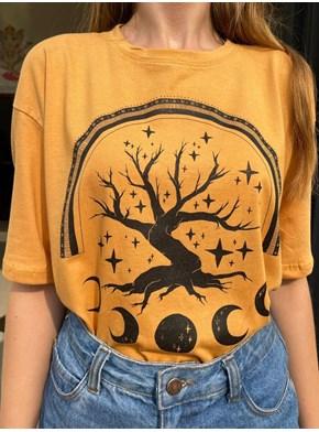 Camiseta Árvore Raiz