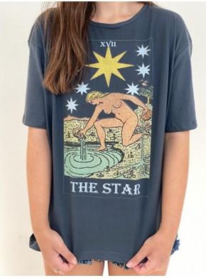 Camiseta Carta tarot - A Estrela