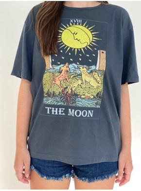 Camiseta Carta tarot - A Lua