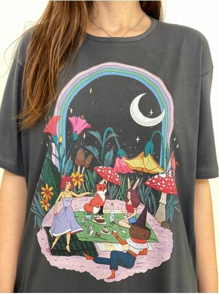 Camiseta Chá Encantado