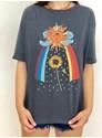Camiseta Energia Solar - Girassol
