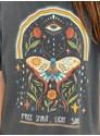Camiseta Free Spirit - Chumbo