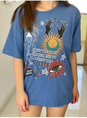 Camiseta Hippie Things