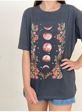Camiseta Jardim Noturno