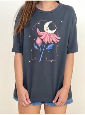 Camiseta Plantando a Lua