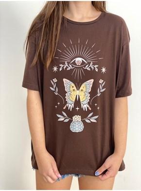 Camiseta Psiquê - Terra