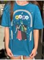 Camiseta Raiz Feminina Bruxas Fest - Azul