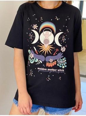 Camiseta Sagrado Feminino