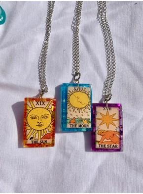 Colar Magic Tarot - Escolha o seu