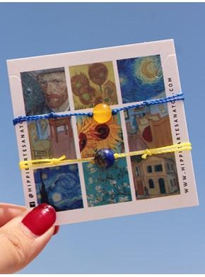 Conjunto 2 Pulseiras Van Gogh