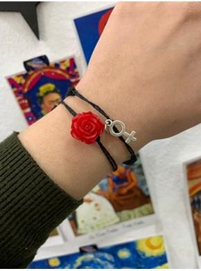 Conjunto com 2 pulseiras - Sororidade