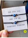 Conjunto de Pulseiras Together Forever - Escolha