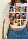 Cropped Comfy Artes Frida