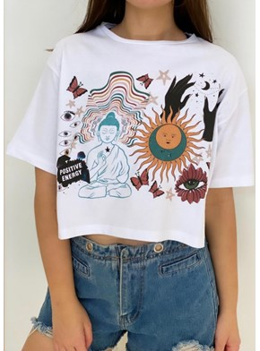 Cropped Comfy Hippie Things