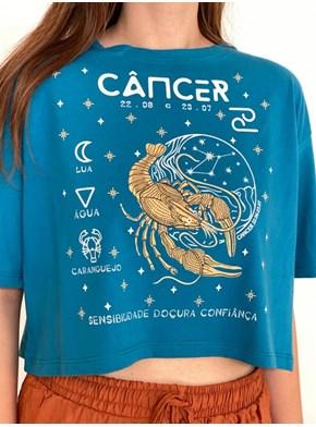 Cropped Comfy Signo Câncer