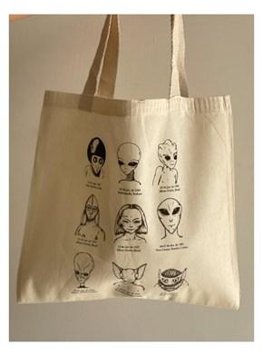 Ecobag Aliens