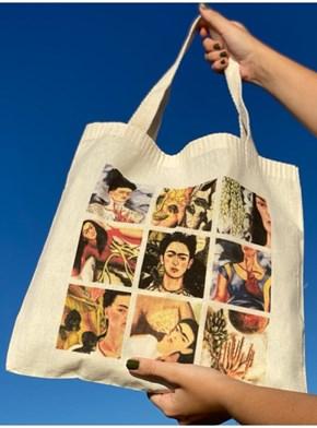 Ecobag Artes de Frida Kahlo