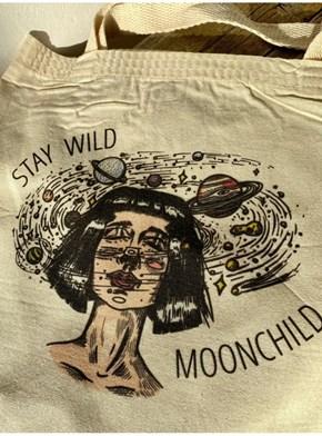 Ecobag Criança Lunar