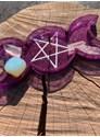 Incensário Triluna Wicca