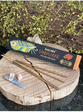 Incensos Azteca Banjara - Sandalwood