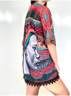 Kimono Afro