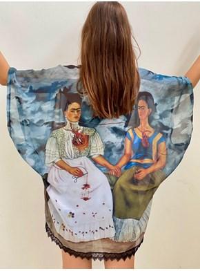 Kimono As duas Fridas