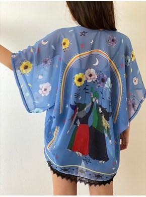 Kimono Raiz Feminina