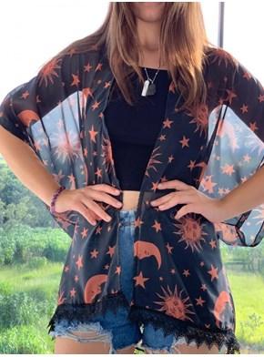 Kimono Sol, Lua e Estrelas