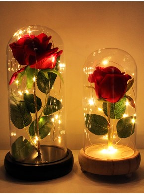 Luminária Cúpula Rosa