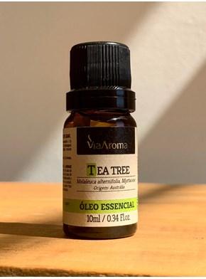 Oléo Essencial Tea Tree - 10ml