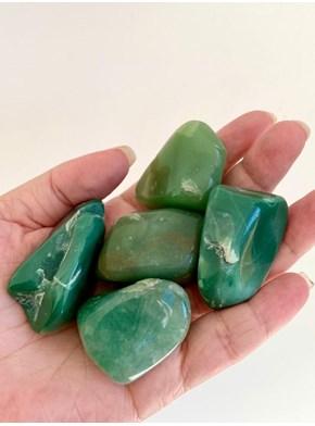 Pedra Quartzo Verde - Saúde