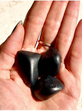 Pedra Shungita - Pedra da Vida