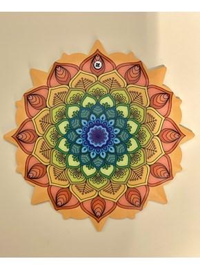 Quadro Mandala Chakras