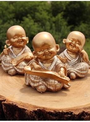 Trio de Budas Musical