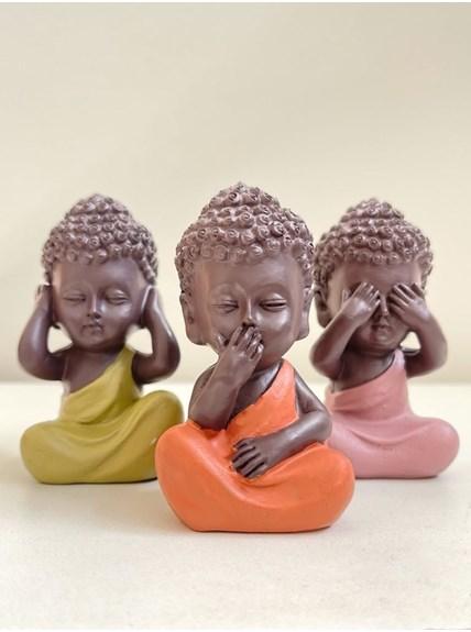 Trio de Budas Relax